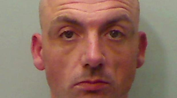Paul James Manolito Toland was caged yesterday for the manslaughter of Bertie Acheson