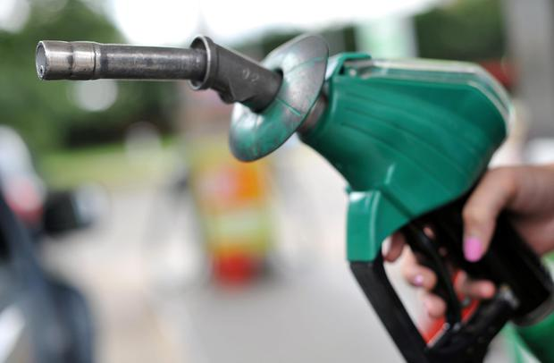 Motorists have been handed an early Christmas present with prices at the pumps falling to a four-year low