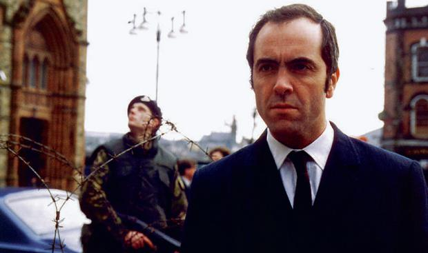James Nesbitt in Bloody Sunday