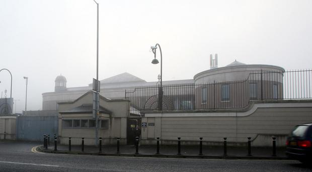 Joseph Pearce was refused bail when he appeared at Newry Courthouse