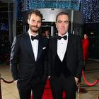 Jamie Dornan and James Nesbitt