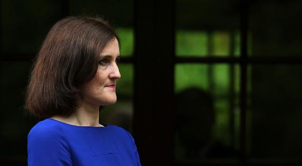 Secretary of State for Northern Ireland Theresa Villiers said it is