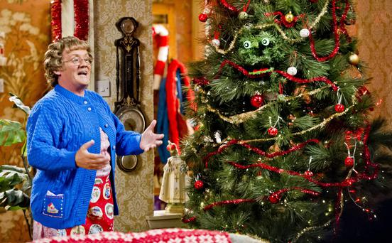Brendan O'Carroll's Mrs Brown was a ratings hit on Christmas Day