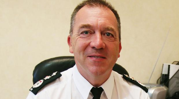 Sir Matt Baggott is one of four officers to have served in the PSNI to be honoured by the Queen