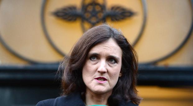 Theresa Villiers has again urged the parties to work together.
