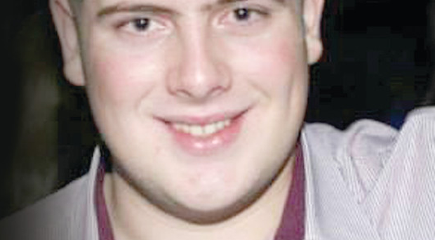 Jack Murnin who died in a crash on Strangford Road