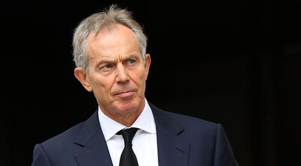 Tony Blair was prime minister when the OTR scheme began
