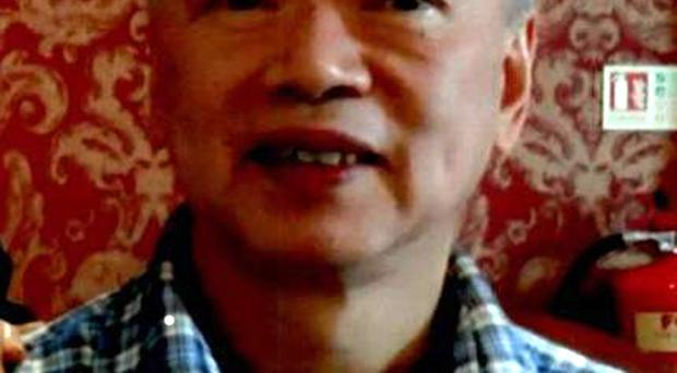 Nelson Cheung (65) was murdered on Thursday