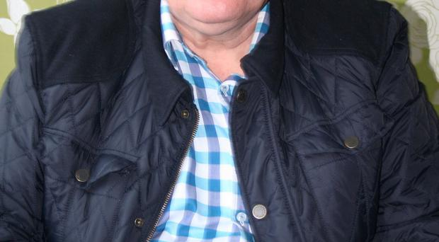Legal action: Colm Benstead whose brother Patrick was murdered