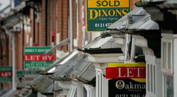 House prices are on the up in Northern Ireland