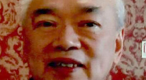 Three men have been charged with the murder of Nelson Cheung