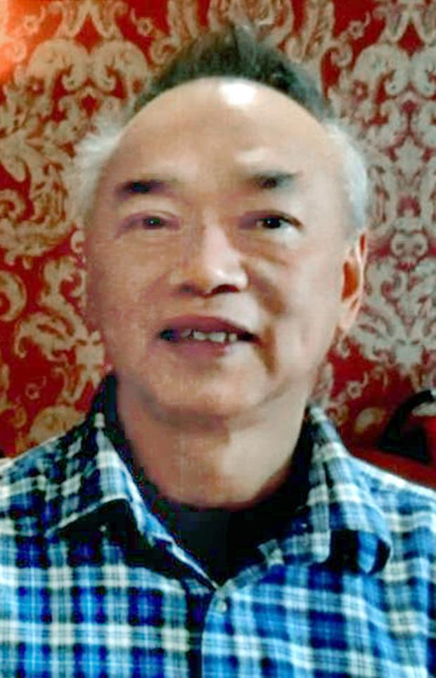 Nelson Cheung who was murdered as he drove home from his Chinese restaurant in Randalstown