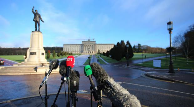 Stormont's Executive has agreed a budget