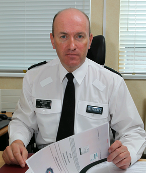 PSNI Assistant Chief Constable Alan Todd