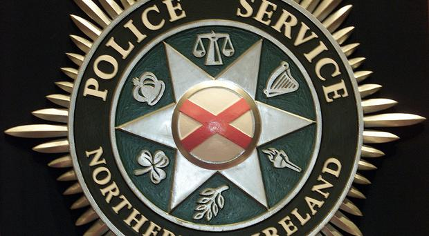 The PSNI is investigating reports of a shot fired in a city bar