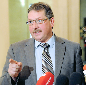 Sammy Wilson has been reported to the Assembly standards watchdog over his remarks