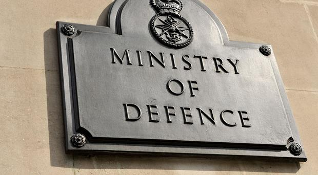 Lawyers for the Ministry of Defence said they were unable to identify three of the soldiers