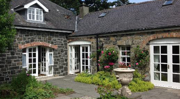 Shola Coach House in Portrush won high praise in the Travellers' Choice Awards