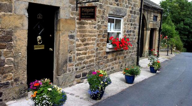 Millgate B and B in Masham, North Yorkshire, has been named the best in the world after receiving top ratings from guests in the Trip Advisor awards (Trip Advisor/PA)