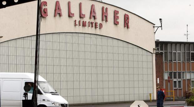 A plan to save 500 jobs at the Gallaher tobacco plant has been rejected