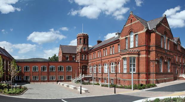 St Mary's University College in west Belfast