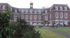 Stranmillis University College in south Belfast