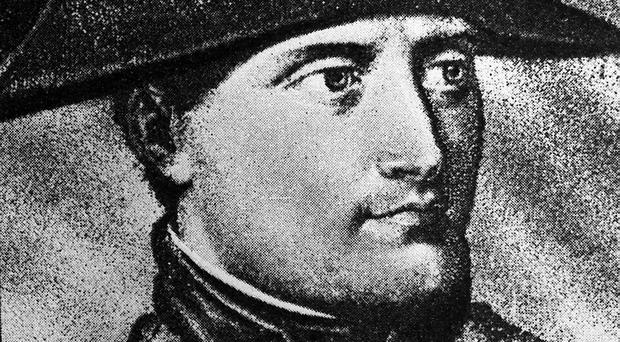 Napoleon's career was ended by defeat at Waterloo