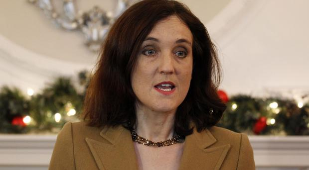 Northern Ireland Secretary Theresa Villiers legislation over OTRs
