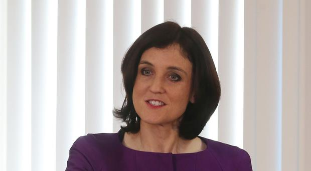 Theresa Villiers says the devolved powers allow Northern Ireland to vary tax rates