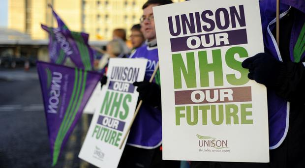 There has been two four-hour strikes in October and November