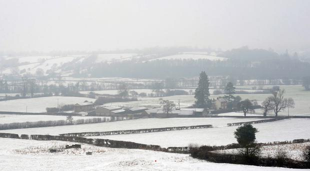 Another wintry blast is set to hit Britain