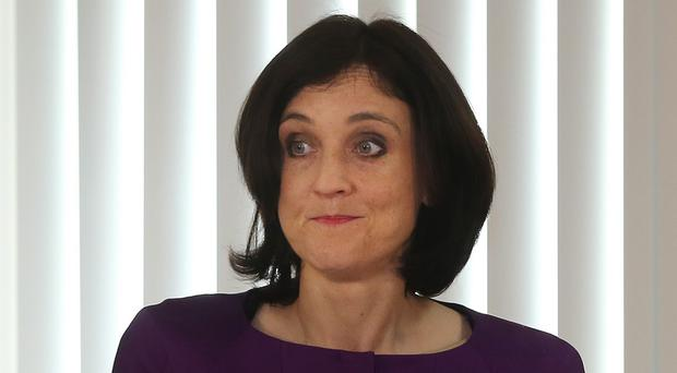 Theresa Villiers said progress was being made