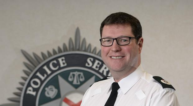 PSNI Assistant Chief Constable Stephen Martin outlined a new command structure aimed at delivering services in the face of budget cuts