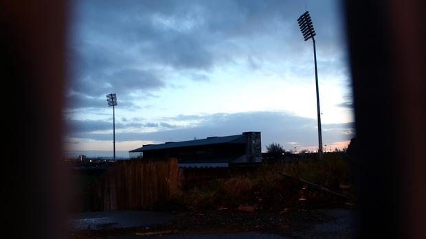 The Casement Park development has proven controversial