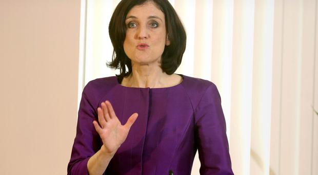 Secretary of State Theresa Villiers reiterated that devolving the tax powers could have a