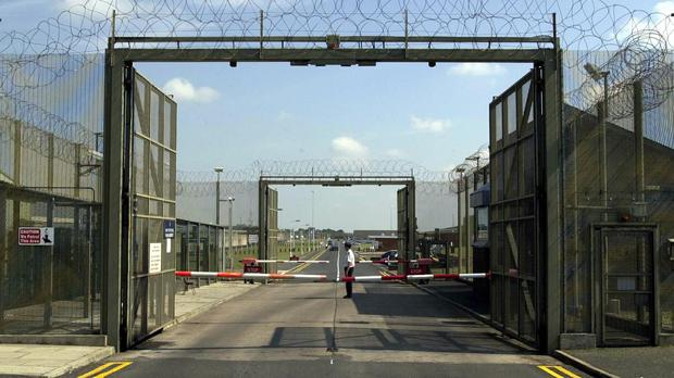 Maghaberry in Co Antrim is Northern Ireland's only high-security jail
