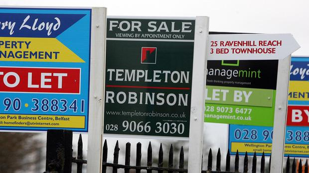One of Northern Ireland's largest estate agents has said 11,000 new homes need to be built by 2020 if the property market here is to remain buoyant