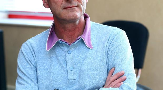 Richard Kerr (53), who now lives in the US, visited the site of the former care home as he returned to Northern Ireland to launch legal action so the truth about Kincora can finally be told