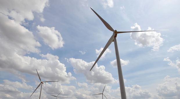 Residents have concerns about the health impact or effect on house prices of wind turbines