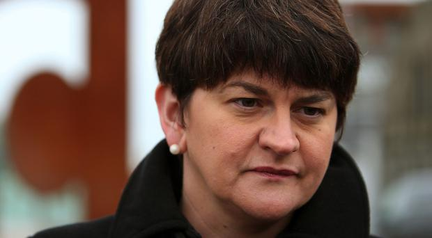 Arlene Foster says an extension to the gas network will bring greater energy choice for consumers