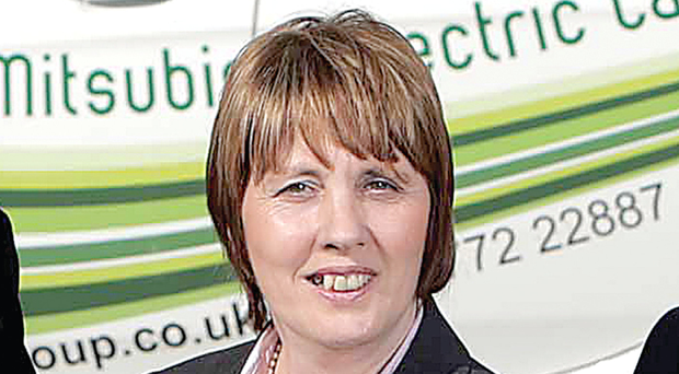 Jenny Palmer has been reinstated onto the board of the Lagan Valley Regional Park