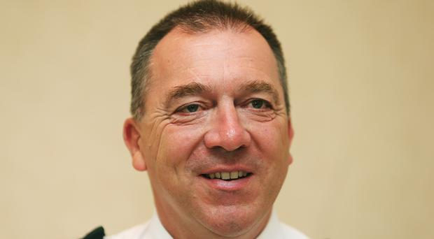 Sir Matt Baggott led the policing operation at the G8 summit in 2013 (PA Wire)