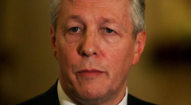 Peter Robinson said that if the Stormont House Agreement falls,