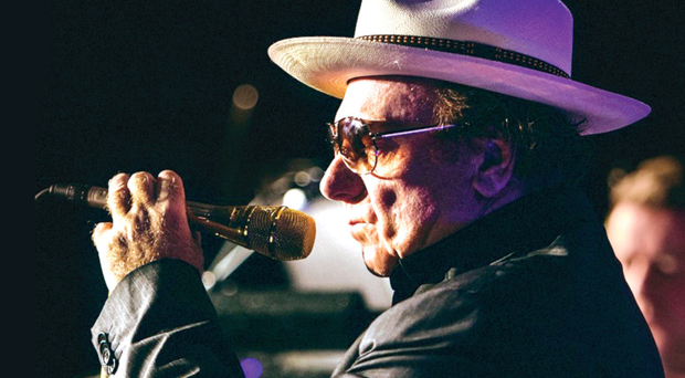 Intimate gigs: Van Morrison now plays small venues
