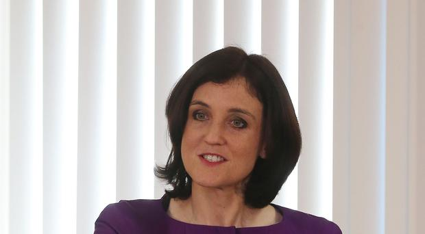 Northern Ireland Secretary Theresa Villiers said she was 'disappointed'