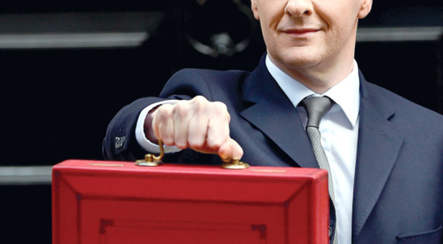 George Osborne has raised the amount people can earn before they pay income tax