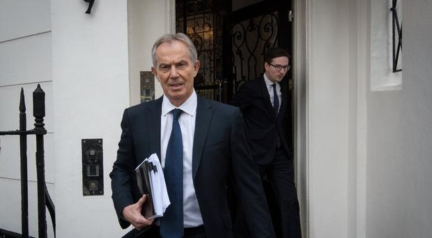 Former Prime Minister Tony Blair agreed the 'on the runs' (OTRs) letters as part of a deal with Sinn Fein to secure peace in Northern Ireland