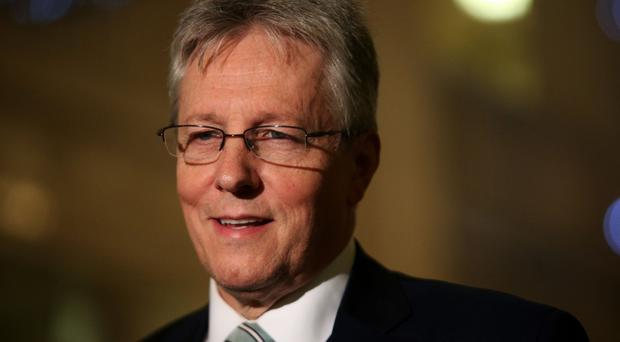 Peter Robinson's Democratic Unionists have highlighted the potential opportunities if Labour or the Conservatives are scrambling for support