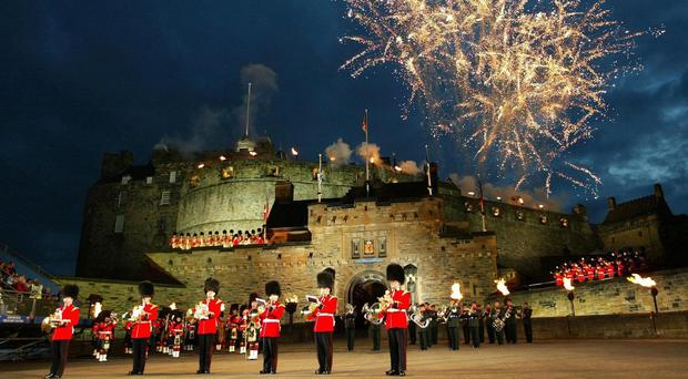 Edinburgh is the second most popular tourist destination in the UK, according to TripAdvisor