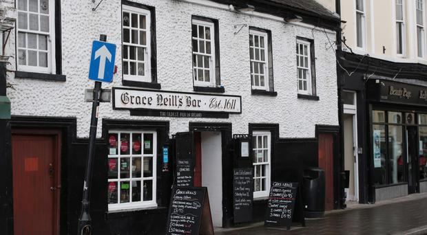 The award-winning Grace Neill's Bar, a fixture in Donaghadee for 400 years, closed abruptly this week